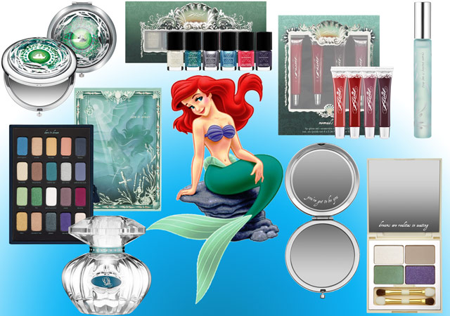 Disney's Ariel Collection by Sephora - ♚ Atrika ♚